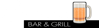 becida bar and grill reversed logo